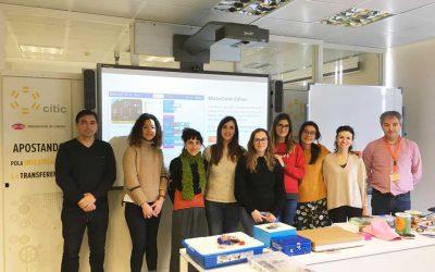 """Cátedra ALDABA-WIB: """"Nuevos materiales TIC para productos de apoyo"""""""